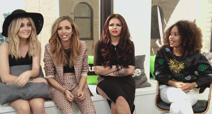 Web Shows: Hypothetically: Little Mix