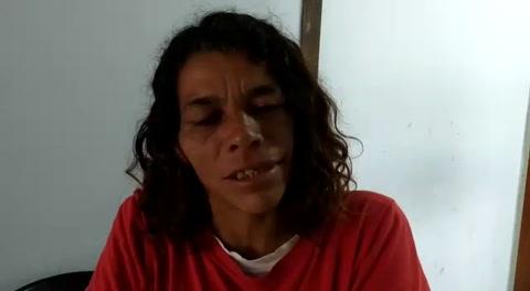 Desgarrador pedido. La mamá de la nena fue violada y muerta