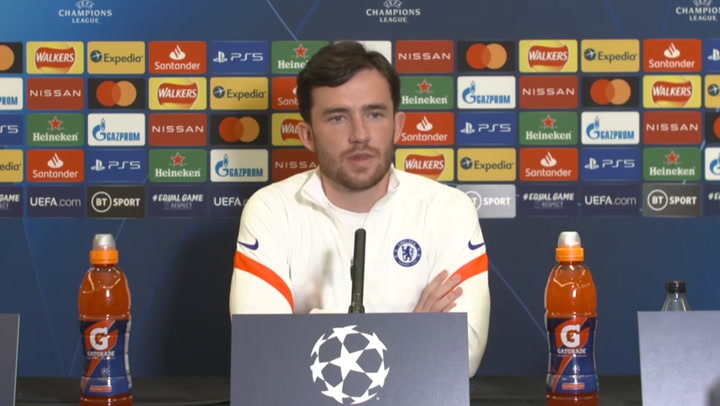I want to be a Chelsea legend like Ashley Cole! Ben Chilwell