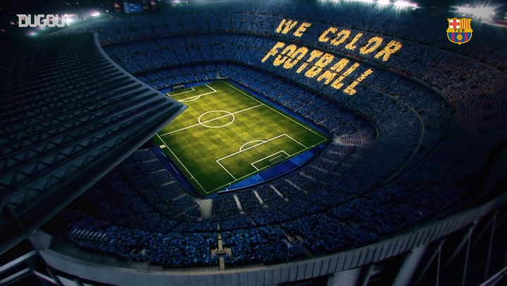 Revealed: FC Barcelona Vs Real Madrid The Mosaic