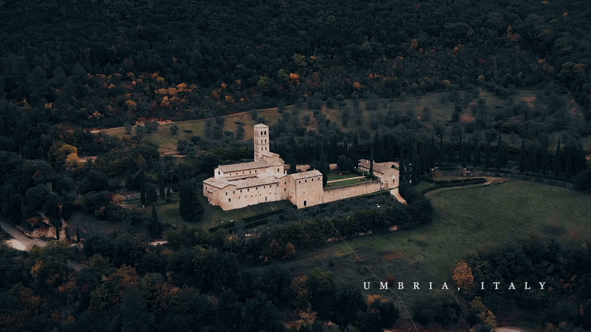 Makeda + Ken | Umbria, Italy | Abbazia San Pietro in Valle