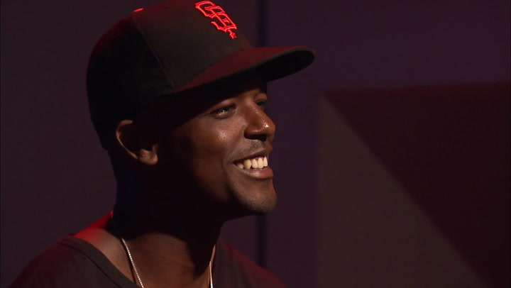 Interviews: Luke James (July 2014)