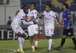 'Manita' merengue! Olimpia destroza al Honduras Progreso con doblete incluido de Jerry Bengtson