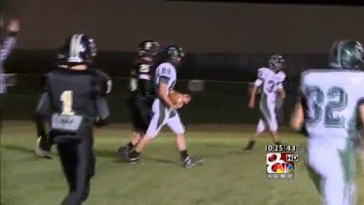 Westran at Fayette FNF Week Nine