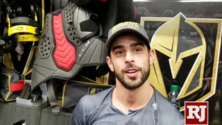 Brandon Pirri on moving from AHL to NHL – VIDEO