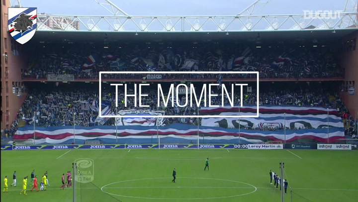 The Moment: Lucas Torreira's First Goals For Sampdoria