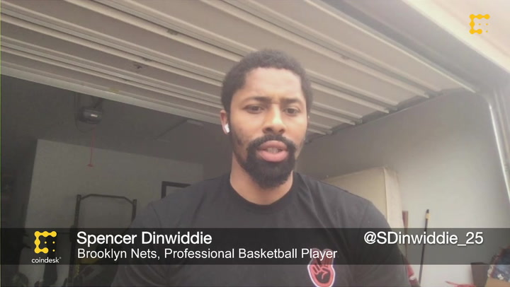 How Spencer Dinwiddie Wants to Turn Athletes Into Businesses