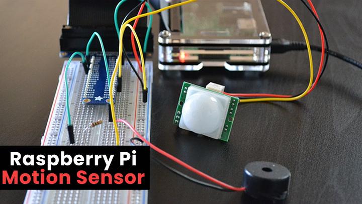 Astounding Raspberry Pi Motion Sensor Using A Pir Sensor Pi My Life Up Wiring 101 Photwellnesstrialsorg