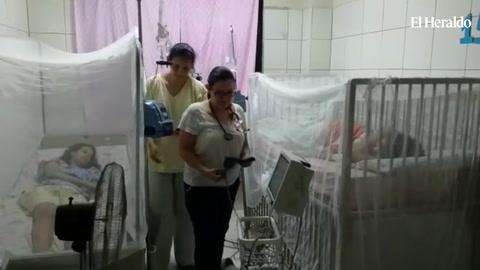 Epidemia del dengue se puede agravar por causas de lluvias en Honduras