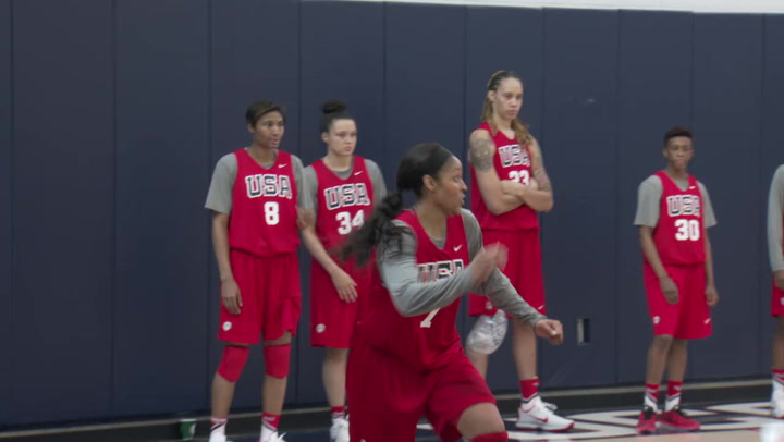Inside Access: Get to Know the 2016 USA Basketball Women's National Team
