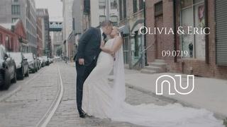 Olivia + Eric | Brooklyn, New York | 26 Bridge