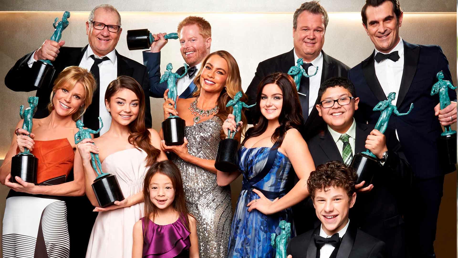 El fin de 'Modern Family': así han cambiado sus actores tras 11 años en antena
