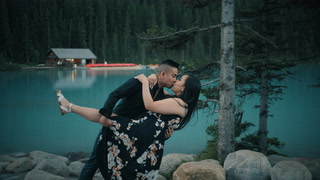 Chris + Lena   Banff, Canada   Canadian Rockies