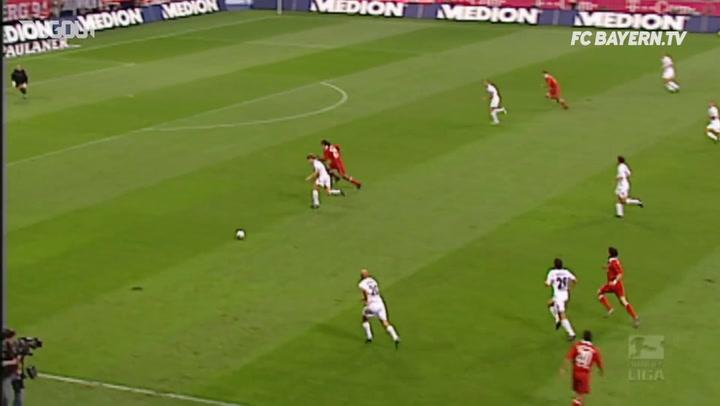 Throwback: The First Bundesliga Goal At The Allianz Arena