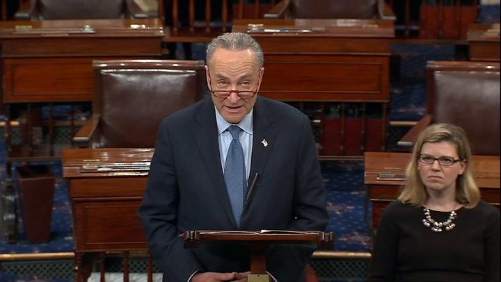 'So stupid,' 'absurd' – Senate Dems condemn shutdown after talks falter