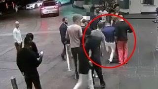 Her er hendelsen som fikk McGregor arrestert