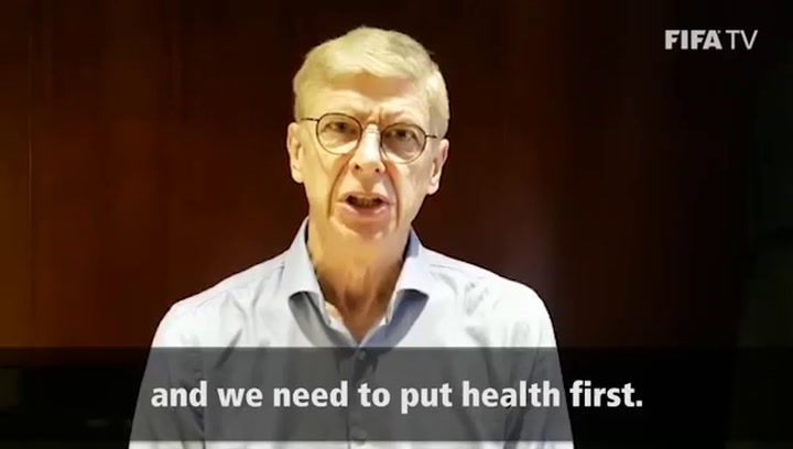 Wenger, Pochettino y Mou colaboran en una campaña de prevención del coronavirus