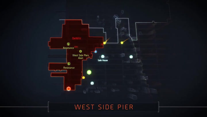 Map Of World Bosses In The Division.West Side Pier The Division Wiki Fandom Powered By Wikia