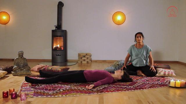 Yin Yoga für eine gesunde Wirbelsäule