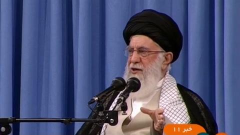 El guía supremo iraní descarta negociar con EEUU en plena tensión por ataques a Arabia Saudita