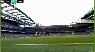 Victoria del Chelsea sobre Arsenal en la Premier League