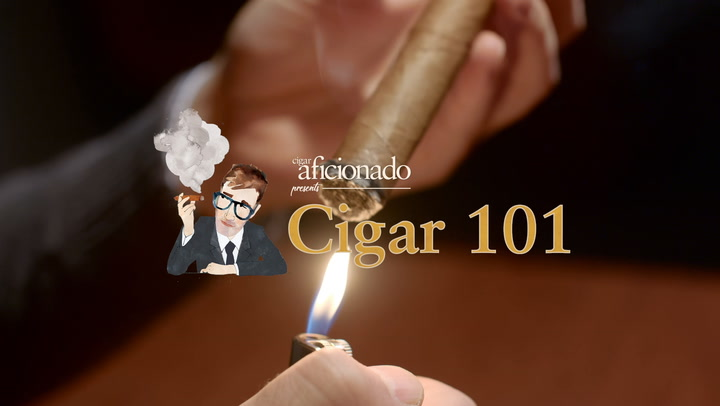 Cigar 101: Cigar Lighters & How to Light a Cigar