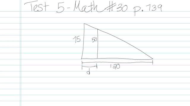 Test 5 - Math - Question 30