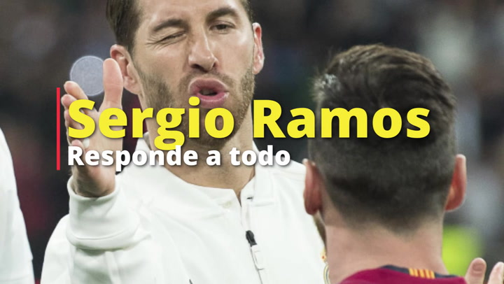 Ramos responde a todo: la amarilla en Amsterdam, la discusión con Florentino...
