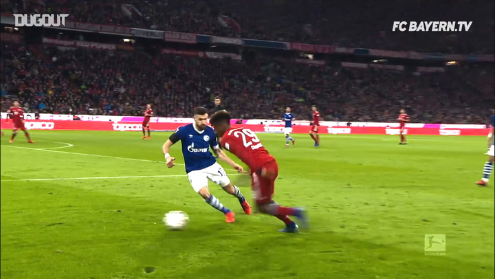 Best Assists: Lewandowski's Bicycle Kick Vs Schalke
