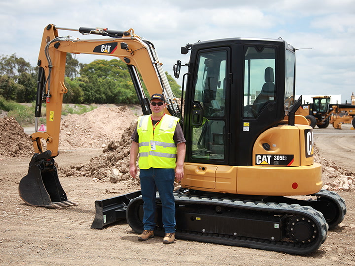 Video Review Cat 305e2 Excavator