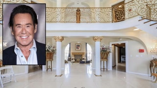 Wayne Newton's Former Mansion Is Worthy of a Las Vegas Legend