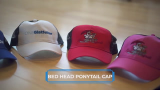 Bed Head Ponytail Cap