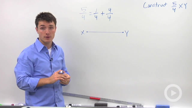 Constructing the Perpendicular Bisector - Problem 2