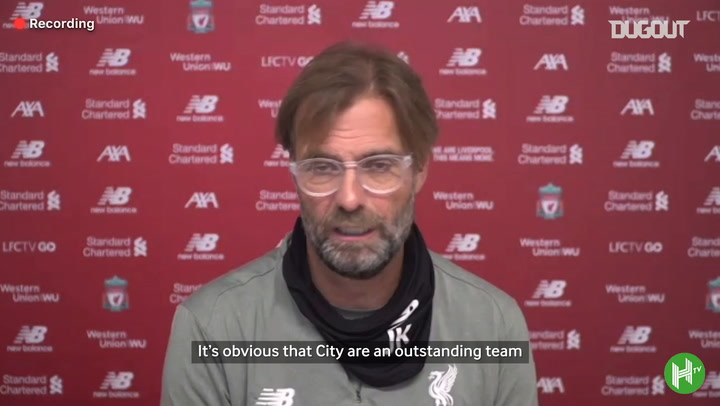 Klopp expects multiple challengers to Liverpool's title in 2020-21