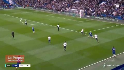 Chelsea 2-1 Tottenham (Premier League)