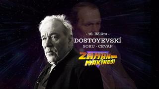 İlber Ortaylı Dostoyevski'yle ilgili soruları cevaplıyor