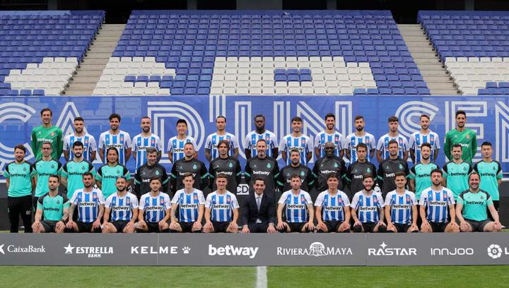 El Espanyol del ascenso ya tiene su fotografía
