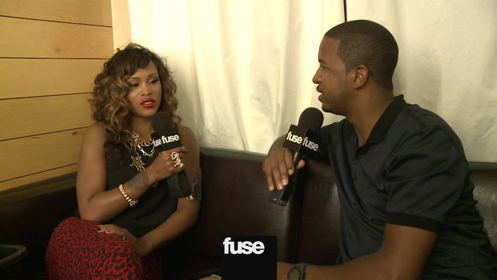 Eve On Lip Lock and Mentoring