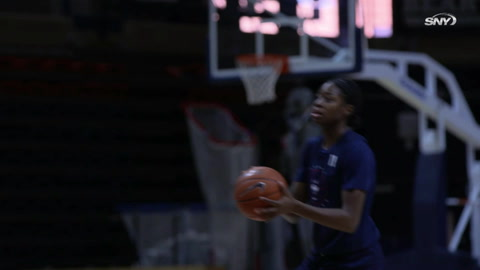Huskies All Access: Freshman Mir McLean reveals what it's like to play for UConn