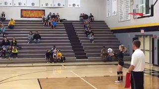 Perham Volleyball vs. Staples-Motley