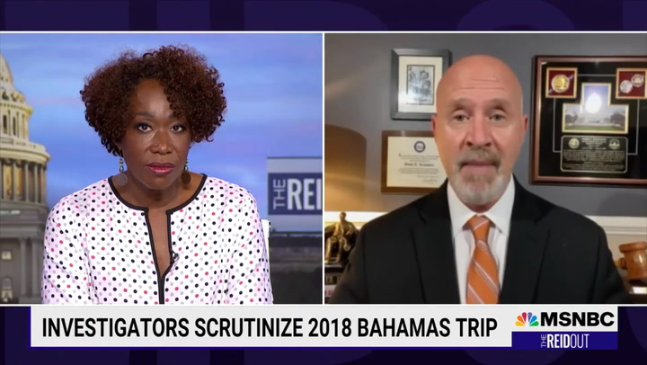 MSNBC's Reid, Kirschner Suggest DeSantis Involved in Gaetz Scandals