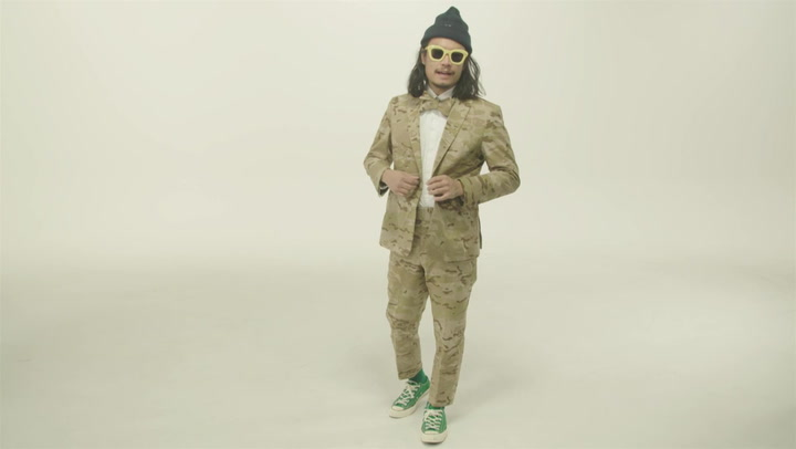 The Camo Suit: Cool Things
