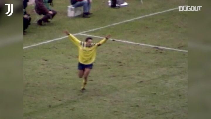 أهداف لا تصدق: روبيرتو باجيو أمام أودينيزي