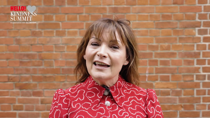 Kindness Cam: Lorraine Kelly