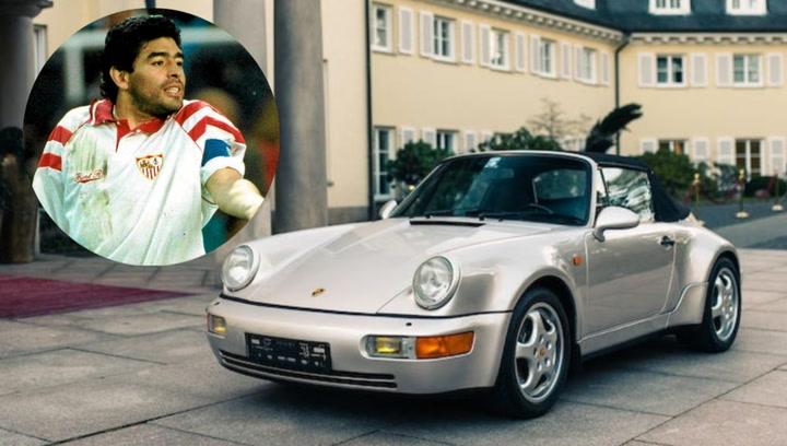 Así es el Porsche 911 Carrera 2 Cabriolet Turbo Look