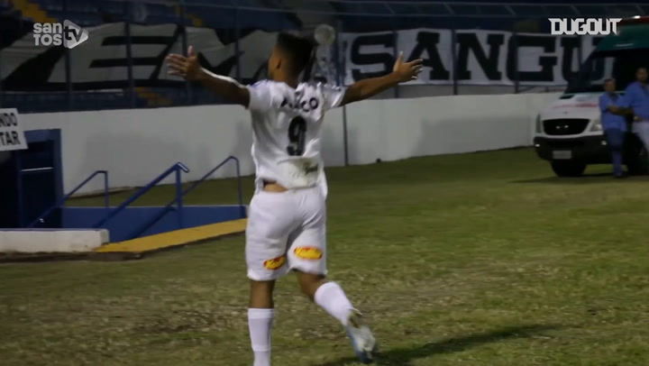 Santos strike four past Timon in Copa São Paulo de Futebol Júnior