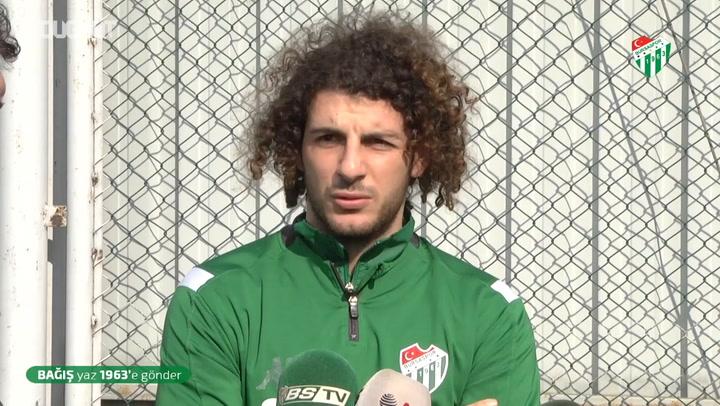 "Sedat Dursun ""Her maçımız final"""