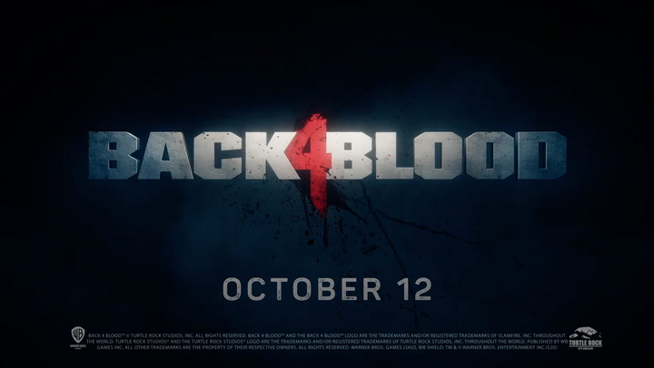 New campaign trailer for Back 4 Blood