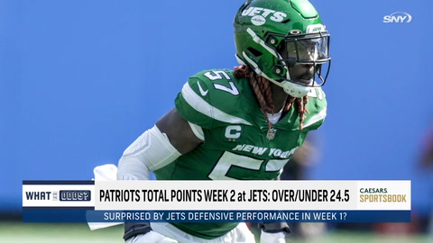 Is the Jets defense ready to face the Patriots?