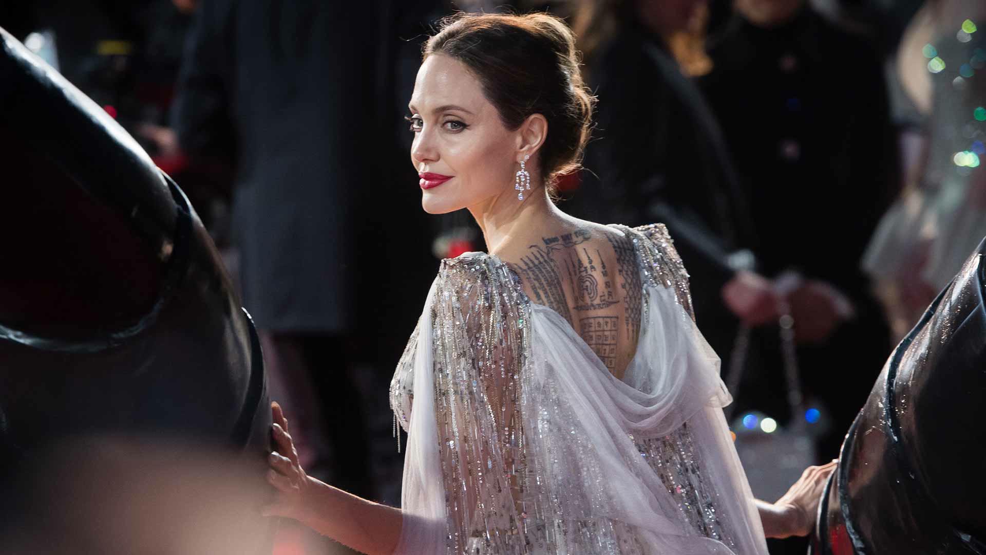 Angelina Jolie: La verdadera historia